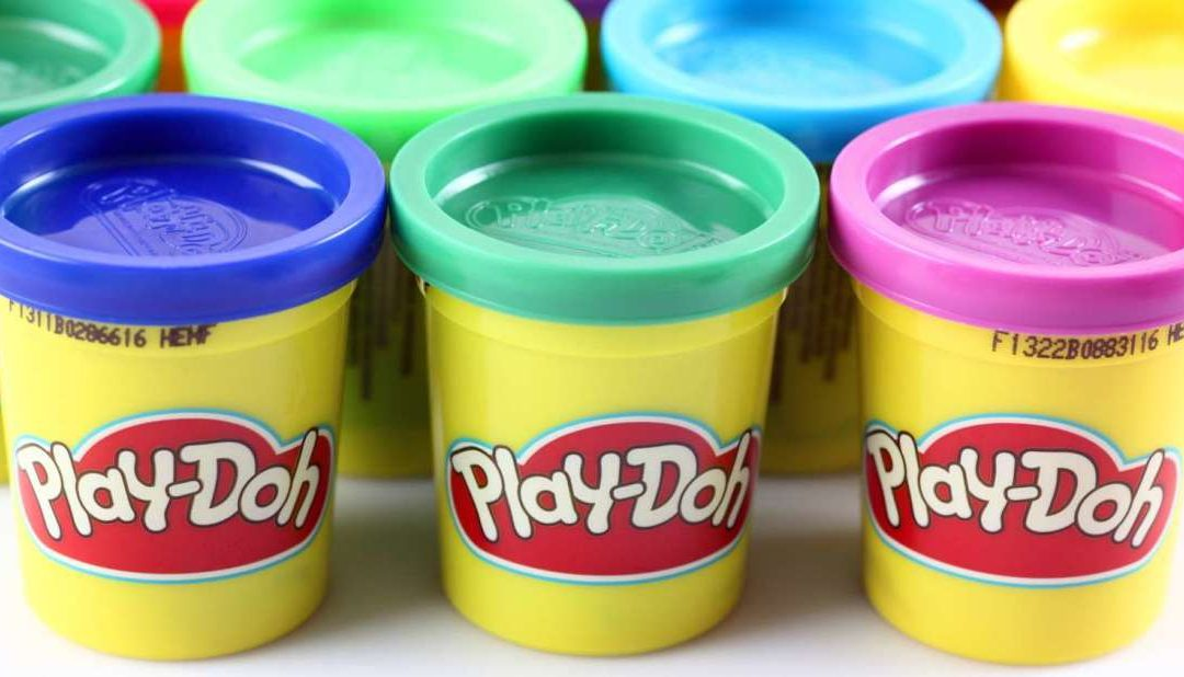 Do You Love the Smell of Play-Doh?