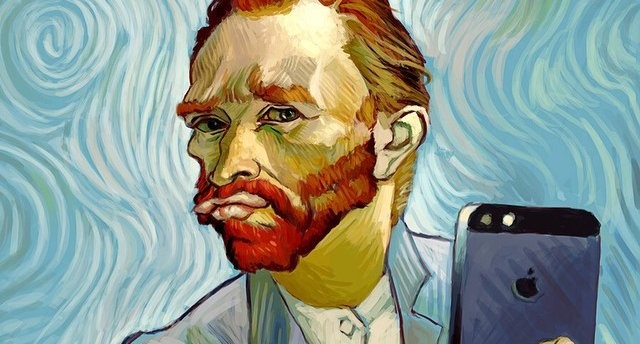 Van Gogh, Serena Williams and the Art of Selfie-Expression