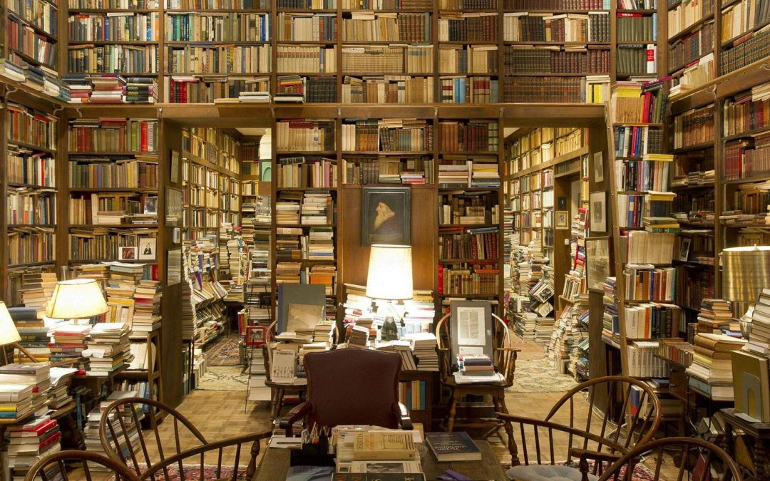 Why the Number of Books You Accumulate Speaks Volumes