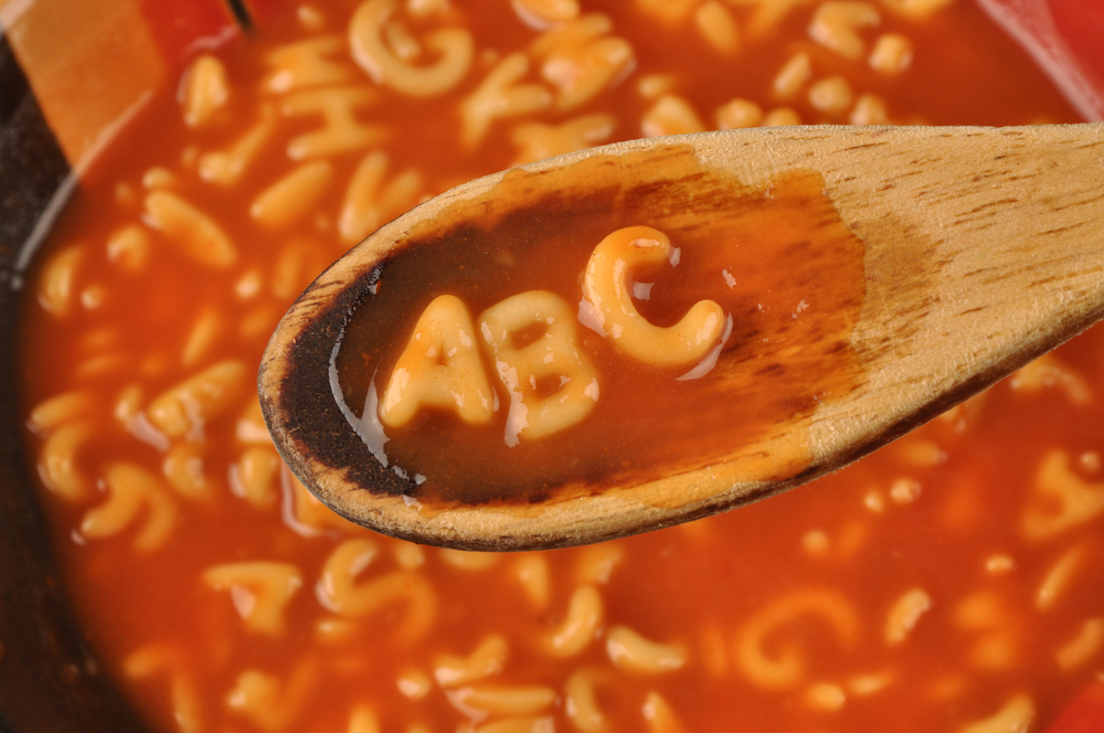 Bringing Order to an Alphabet Soup