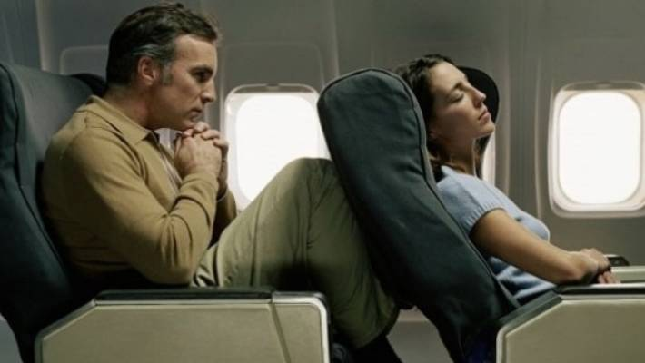 Reclining Seats and the Contagion of Rudeness