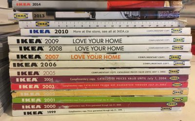 Did Ikea Kill the Catalogue?