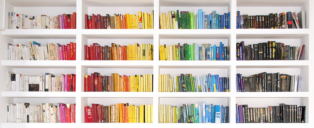 Book Lovers Shouldn't be Shelf-Aware