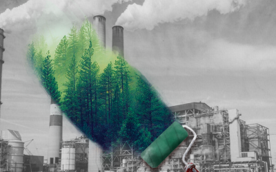 Don't Get Fooled by Greenwashing